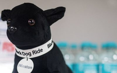 Riding for the Black Dog