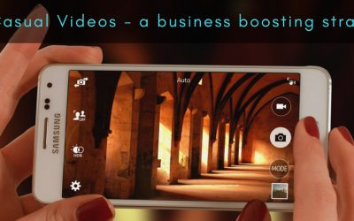 Casual Videos – How to thrive with DIY videos