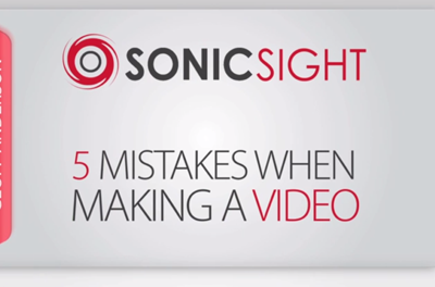 5 Mistakes When Making Business Videos
