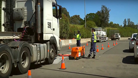 Heavy Vehicle Safety Stations – RMS