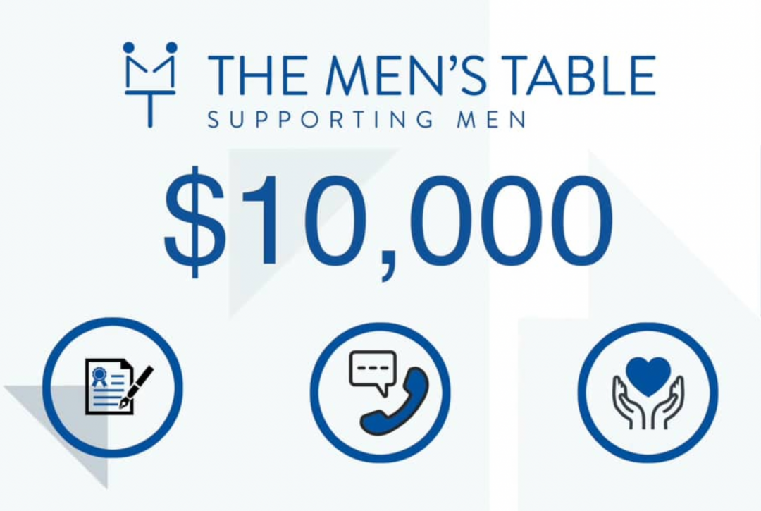The Men's Table Appeal