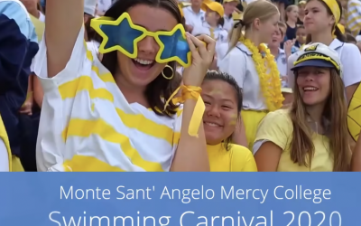 2020 College Swimming Carnival Highlights